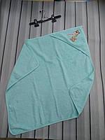 Детское полотенце для купания с уголком, фото 1