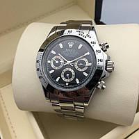Мужские механические металлические часы Rolex Daytona, механічний металевий чоловічий годинник Ролекс