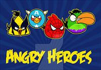 "Магнит сувенирный ""Angry Birds"" 17"