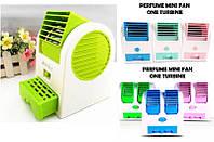 Настольный мини-кондиционер Mini Fan Conditioning Air Cooler