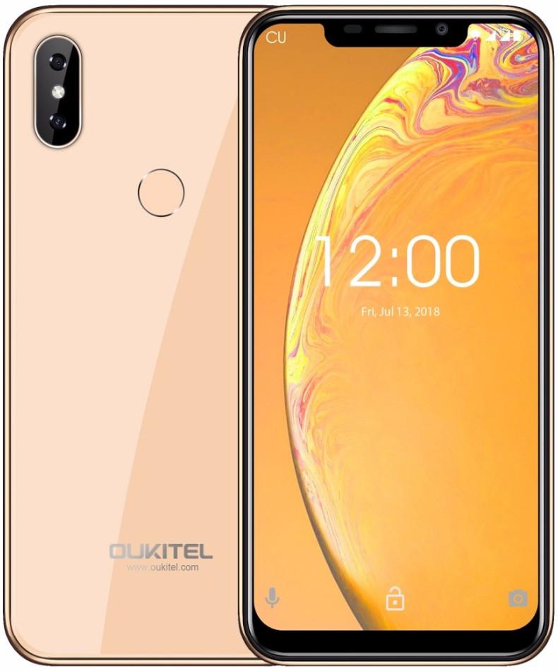 Oukitel C13 Pro   Золотий   2/16Гб   4G/LTE   Гарантія