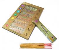 Аромапалочки Natural Chakra Collection set (7 пачек)