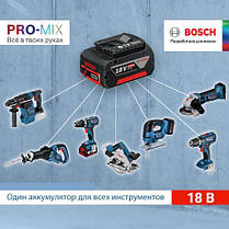 Перфоратор аккумуляторный Bosch GBH 180-LI (без аккумулятора), фото 2