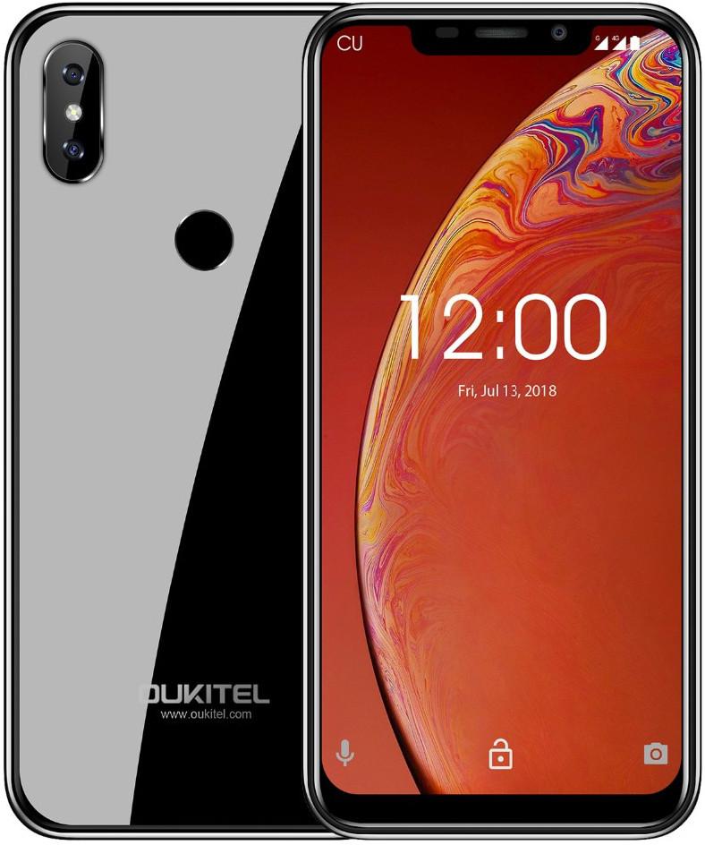 Oukitel C13 Pro | Черный | 2/16Гб | 4G/LTE | Гарантия