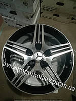Литые диски Replica Mercedes JT1228 R18 W8.5 PCD5x112 ET35 DIA66.6 (BM)