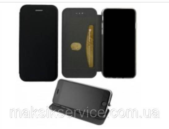 Чехол-книжка на Samsung J500 black