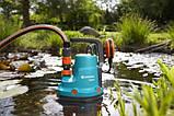 Насос дренажний для брудної води Gardena 7000/D, фото 2