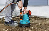 Насос дренажный для грязной воды Gardena 7000/D, фото 3
