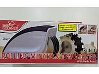 Нож универсальный дисковый Rolling Mincer и Tenderizer 3 в 1