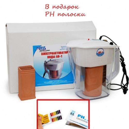 Активатор воды АП-1(исп.3) с индикатором 2л, Беларусь