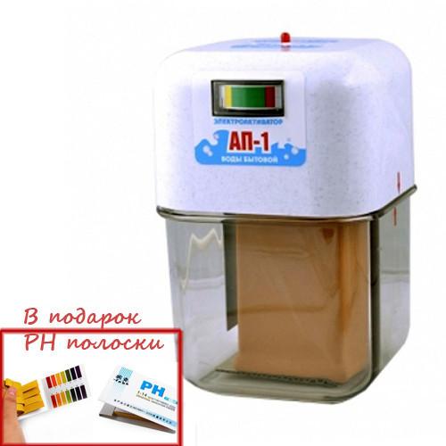 Активатор воды АП-1 (исп.2М) с индикатором 1,2л , Беларусь