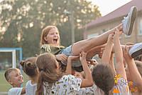 Квесты на 6 деток в Киеве от Склянка мрiй
