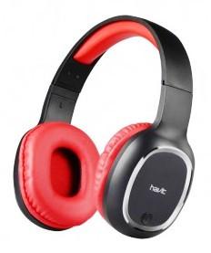 Навушники безпровідні Havit HV-H2590BT, red