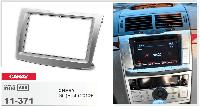 Рамка переходная Carav 11-371 Chery G5 Riich 10+ 2DIN