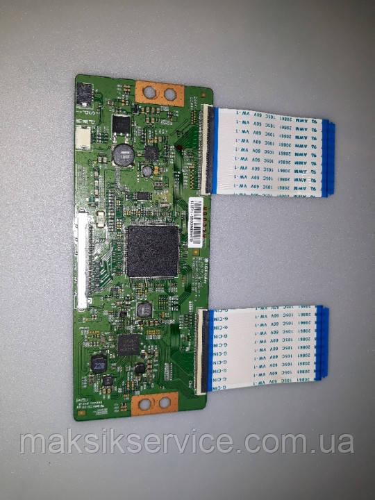 Контроллер T-con V17 43UHD TM120_V1.0 6870C-0738A