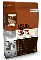 Сухой корм Acana ADULT LARGE BREED 17 кг для собак крупных пород