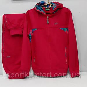 Спортивний костюм для дівчаток, Туреччина, бавовна 95, вік - 7, 8, 9, 10, 11, 12 років.