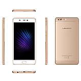 "Смартфон Leagoo T5 золотой (""5.5 экран, памяти 4/64, батарея 3000 мАч), фото 2"