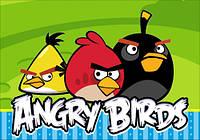 "Магнит сувенирный ""Angry Birds"" 26"