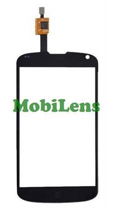 LG E960, Nexus 4 Тачскрин (сенсор) черный, фото 2