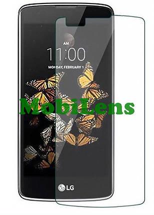 LG K350E, K350N, LG K8 Защитное стекло, фото 2