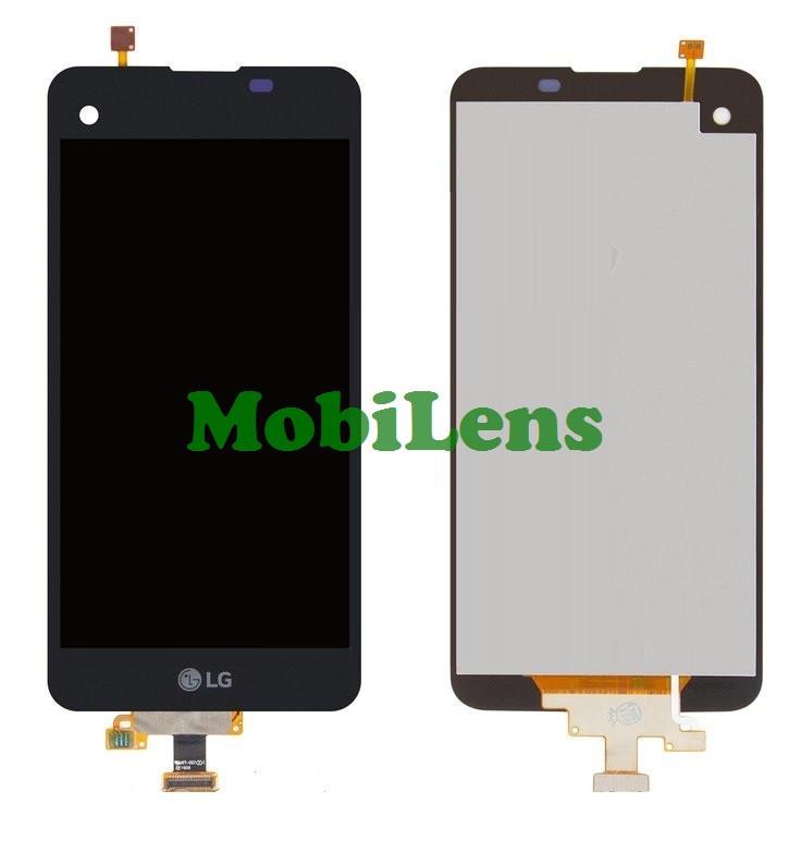 LG K500N, K500DS, X Screen, X View Дисплей+тачскрин(модуль) черный