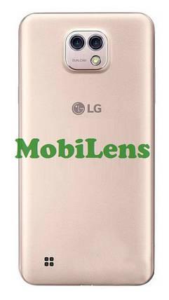 LG K580, X Cam Задня кришка золотиста, фото 2