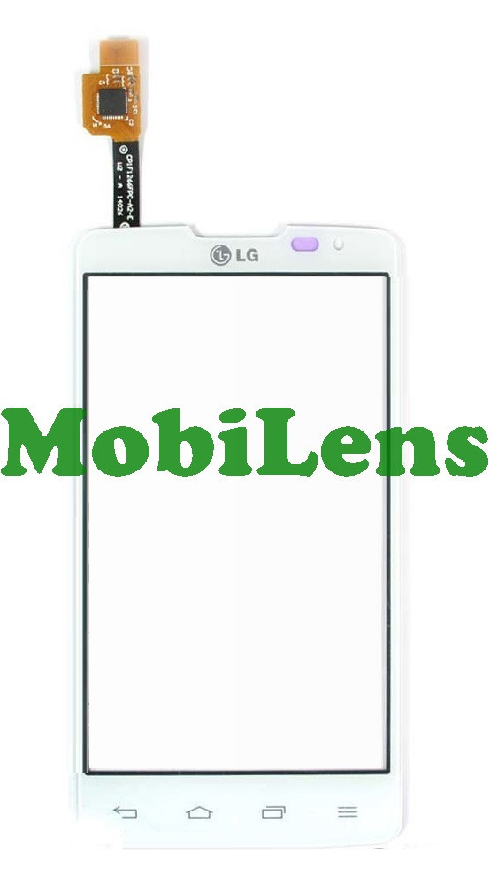 LG X135, X145, L60, L60i Dual Тачскрин (сенсор) белый