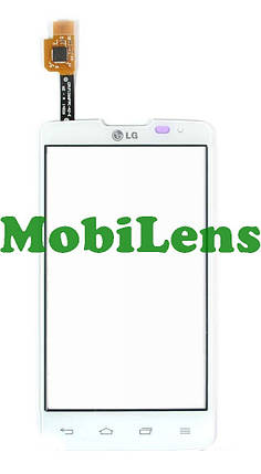 LG X135, X145, L60, L60i Dual Тачскрин (сенсор) белый, фото 2