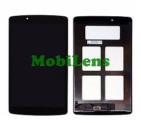 LG LK430, G Pad F 7.0 Дисплей+тачскрин(модуль) черный