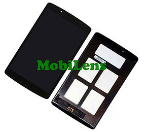 LG V490, V495, V480, G Pad 8.0 Дисплей+тачскрин(модуль) черный