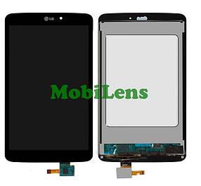 LG V500, LG G Pad 8.3 (версия Wi-Fi) Дисплей+тачскрин(модуль) черный