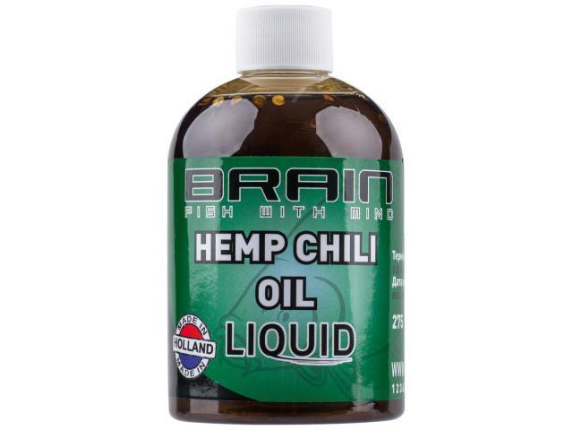 Ликвид Brain Hemp Oil+Chili 275ml