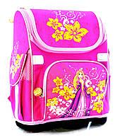 "Ранец  (рюкзак)  ""JO "" ""Принцесса""  твёрдое дно FY-61 для девочки"