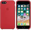 Apple iPhone 8  Cиликон оригинальный
