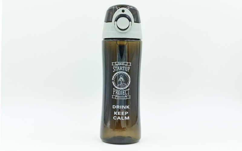 Бутылка для воды спортивная FI-6424-3 500мл