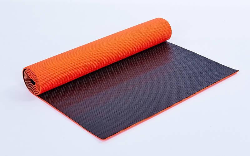 Коврик для фитнеса и йоги FI-5558-4