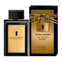 Мужская туалетная вода Antonio Banderas The Golden Secret 100ml(test)