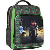 Рюкзак школьный Bagland Школьник 8л (128 327 хаки 270к)