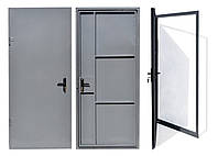 Двери технические накладные 2.05*0.96*1.5мм