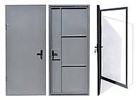 Двери технические накладные 2.05*0.96*3мм