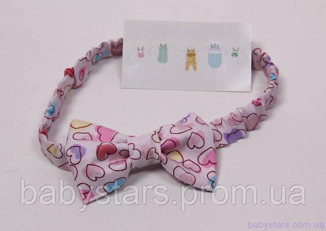 повязки для девочки