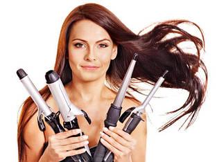 Плойка для накрутки волос