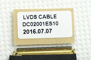 Оригинальный шлейф матрицы Lenovo G580, G585 - DC02001ES10 - DIS, фото 2