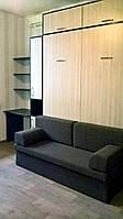 Кровать-трансформер с диваном — 17