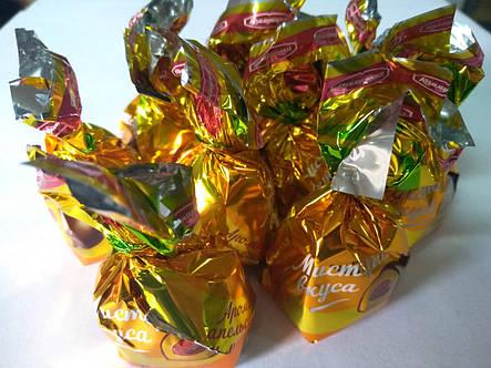 Белорусские конфеты мистерия апельсин, фото 2