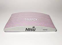 Пилки для ногтей 180/240 NIsu Professional , 25 шт