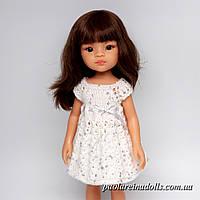 Платье с паетками для кукол Паола Рейна