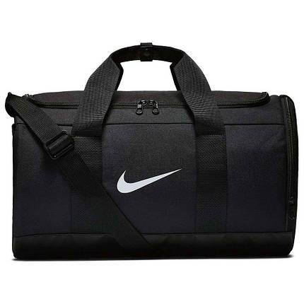 Сумка спортивная женская Nike Team Duffel BA5797-011 Черный (887227735782), фото 2