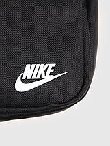 Сумка Nike Heritage Smit 2.0 BA5898-010 Черный (193145973527), фото 2